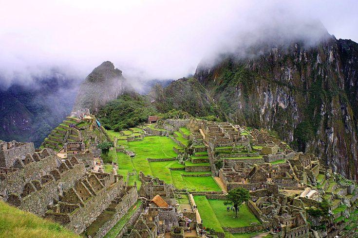 Machu Picchu, Peru | 32 Magical Destinations To Visit In This Lifetime