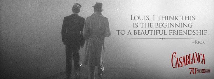 Casablanca: Famous Quotes, Film Quotes, Movie S 70Th, Favorite Movies, Classic Movies, Movie Quotes
