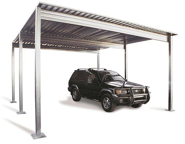 Carport canopy parts