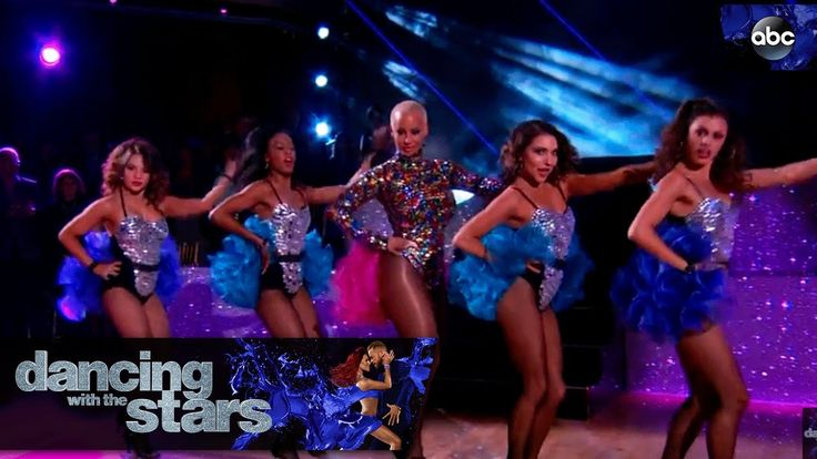 Amber & Maks' Samba - Dancing with the Stars
