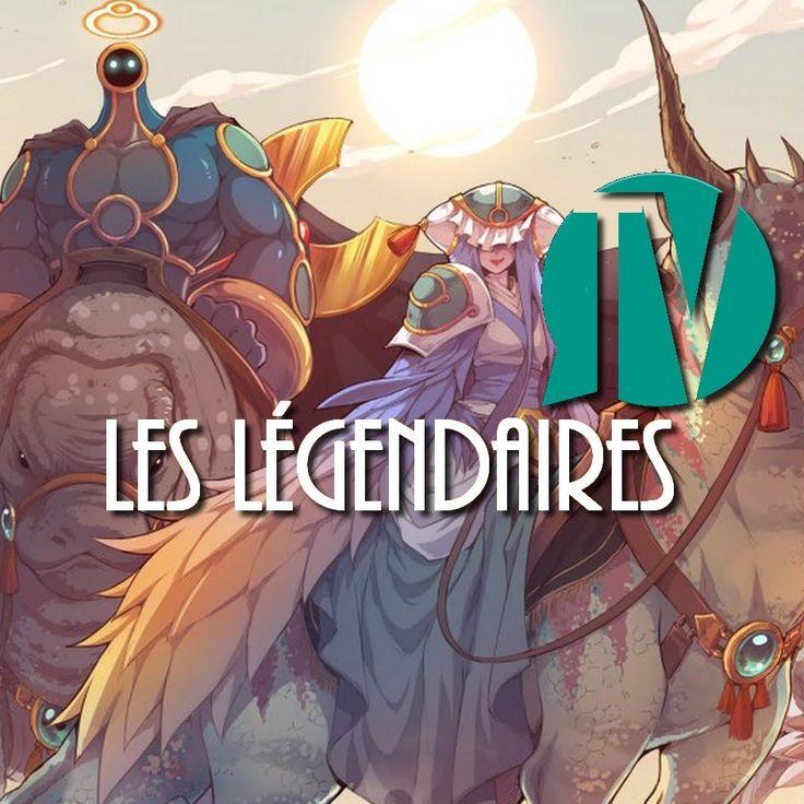 Les Légendaires TV - N°11