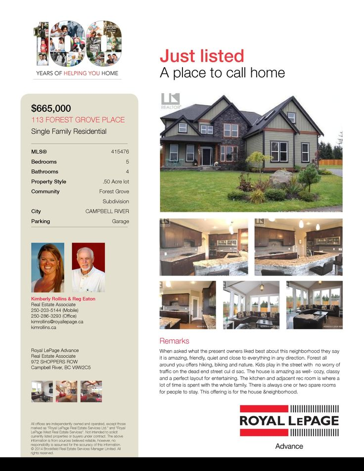10 best Homes for sale in Campbell River, Vancouver Island images - home for sale brochure