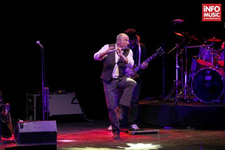 Poze concert Ian Anderson (Jethro Tull) la Sala Palatului pe 20 iunie 2014