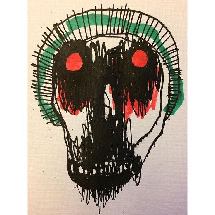 Artist: Patrik Evereus #evereusart #artbrut #rawart #fuckart