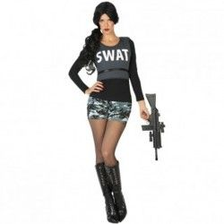 disfraz polica swat para mujer tienda de disfraces