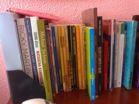 Planet Pink: BC KCL: Livros, aonde você guarda os seus?  #kcl, #blogagem, #livros