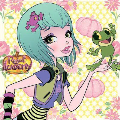 Joy - #RegalAcademy on #Nickelodeon and #YTV