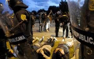 """Mujica: """"Ecco cosa fare contro la violenza negli stadi""""______  «Basta con questa irrazionalità e con questa stupidaggine. Non possiamo continuare così, bisogna reagire… o fermiamo questo fenomeno o non potremo continuare ad avere il piacere degli spettacoli dello sport…dovremo fermare il calcio"""".  http://ki.noblogs.org/mujica-ecco-cosa-fare-contro-la-violenza-negli-stadi/"""