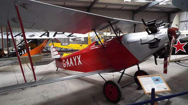 Southern Martlett 1929  Shuttleworth Collection