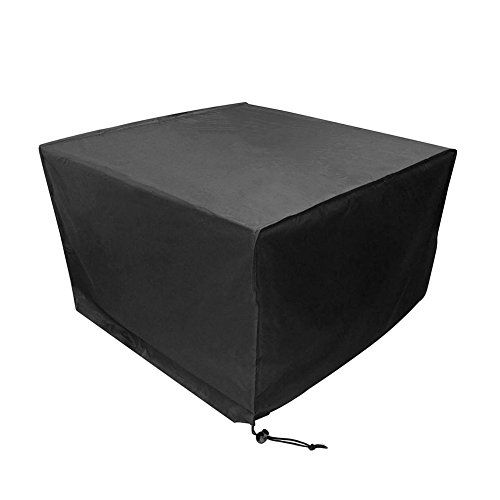 1x Garden Cube Furniture Cover 4 Seater Rain Stool Table Winter Heavy Duty