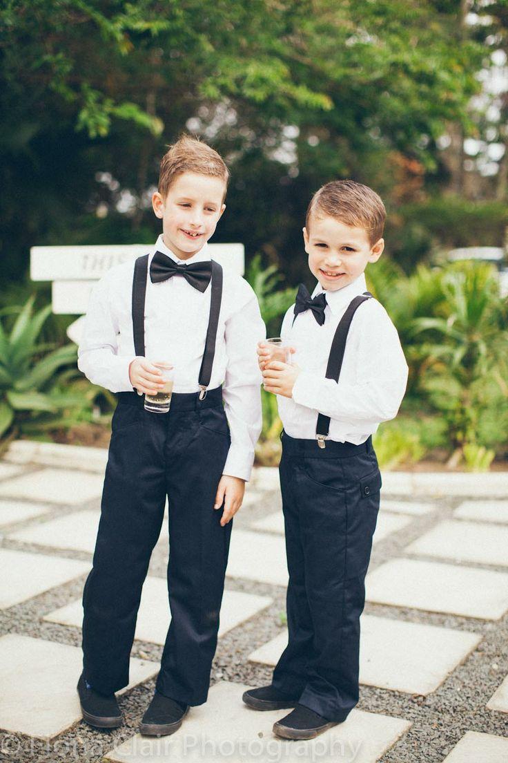 Dapper paige boys - Photography : Fiona Clair