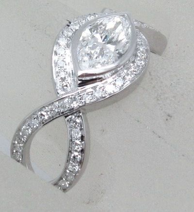 Possible new setting for my marquise diamond ring