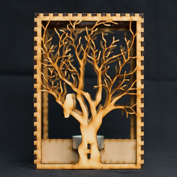 15 Best Candle Luminaries Images On Pinterest Laser Cut