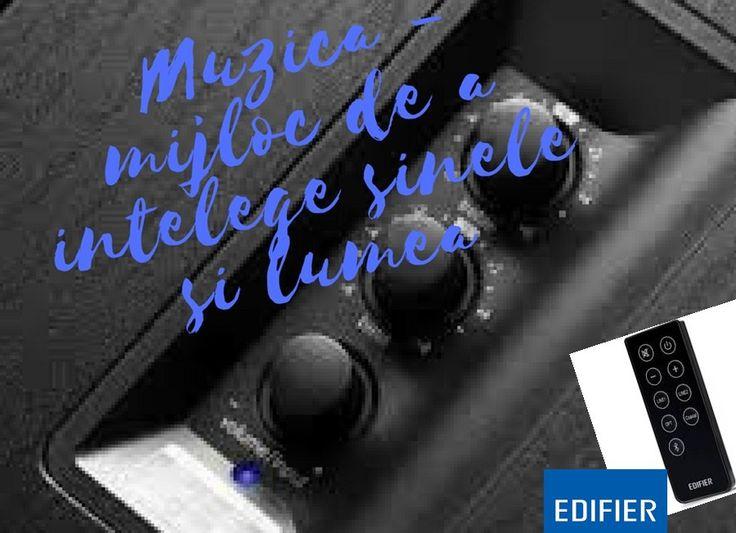 Muzica - mijloc de a intelege sinele si lumea