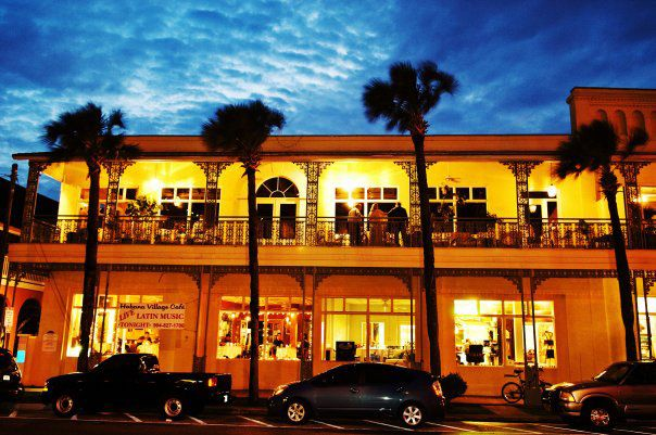 The White Room exterior, St. Augustine   The Brown's and the Morrison's will be in the house.  So happy for my baby girl!!!
