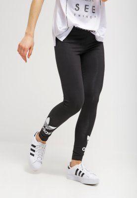 Kleding adidas Originals Legging - black Zwart: 27,95 € Bij Zalando (op 1/02/16). Gratis verzending & retournering, geen minimum bestelwaarde en 100 dagen retourrecht!