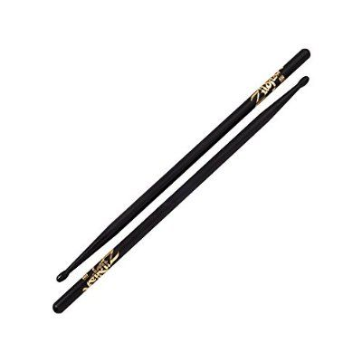 Zildjian 5B Nylon Black Drumsticks