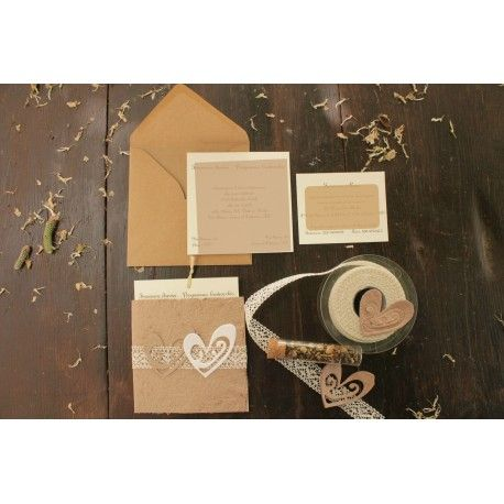 Seed paper wedding suite