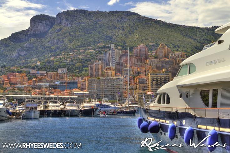 Monaco Harbour!!!...