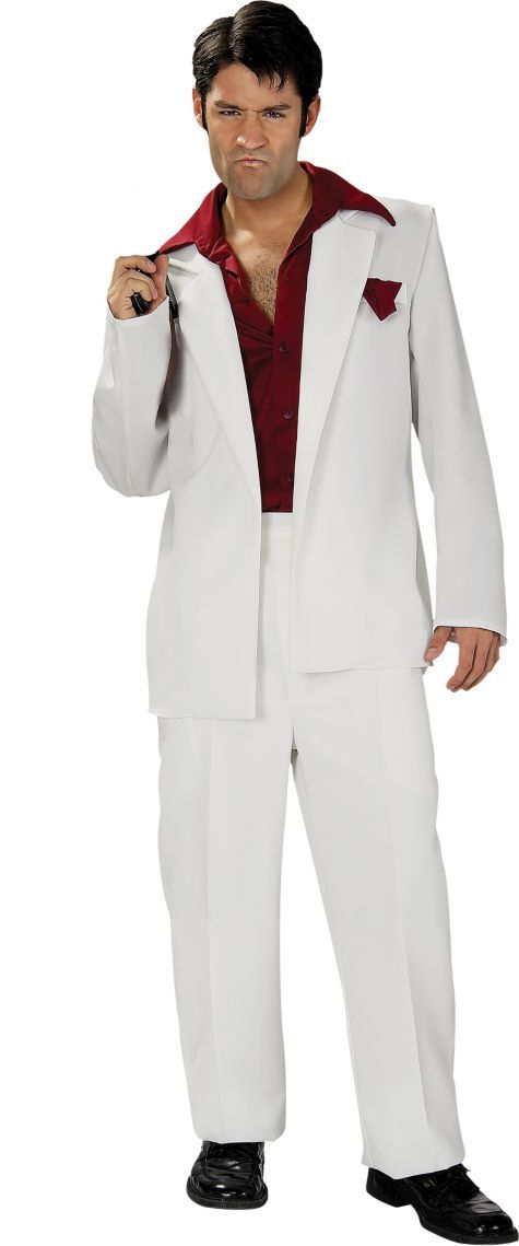 Scarface Suit ($39.99) Costume - Party City | Halloween ...