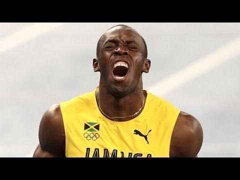 Rio 200m Usain Bolt is the king