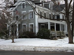 1000 images about exterior color combinations on pinterest for Benjamin moore historical colors exterior
