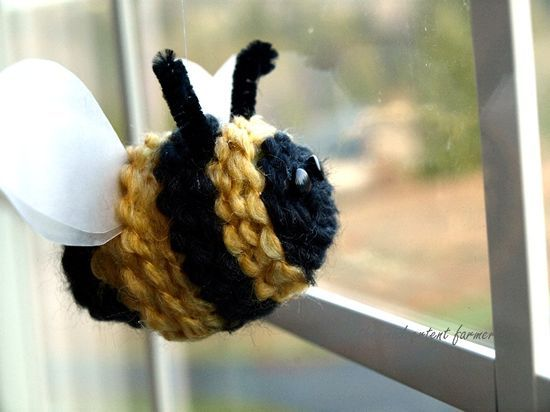 78 best art class bees insects images on pinterest for Plastic bees for crafts