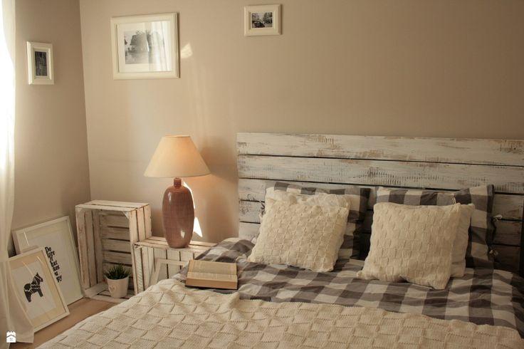 Miejsko-wiejska sypialnia - zdjęcie od MOMA HOME - Sypialnia - Styl Skandynawski - MOMA HOME