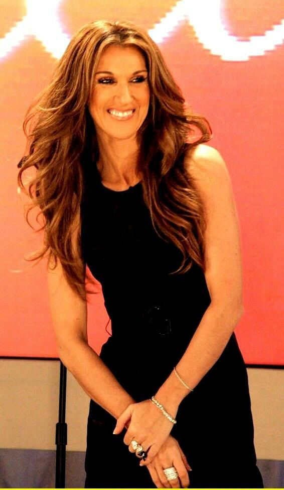 beautiful celine dion xxoo