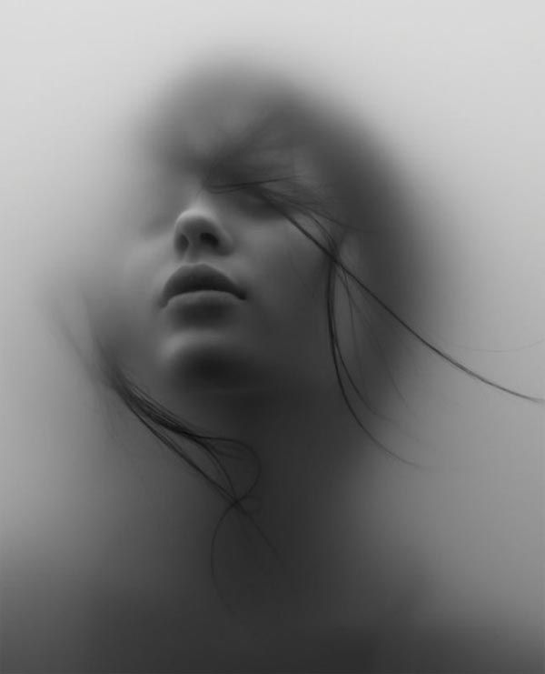 Stunning underwater portraits by Hana Al-Sayad: Photos, Face, Inspiration, Art, Portraits, Photography