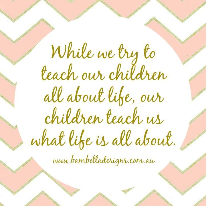 #Quote #Children #Love #Family