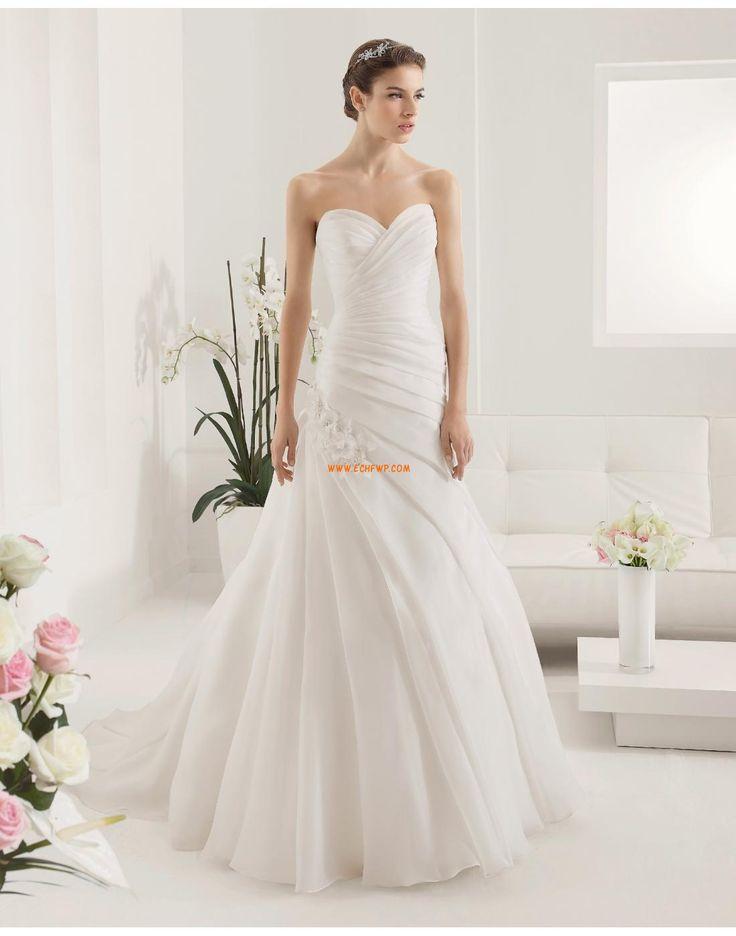 Sirène Elégant & Luxueux Empire Robes de mariée 2015