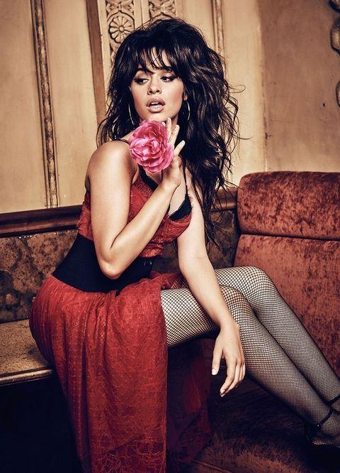 Camila Cabello stuns in new Guess Holiday Campaign 2017 // @sabaribello