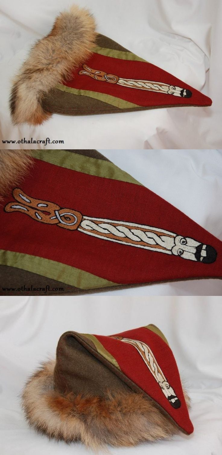 #Kleidung #Spitzmütze #Normannen #Wikinger