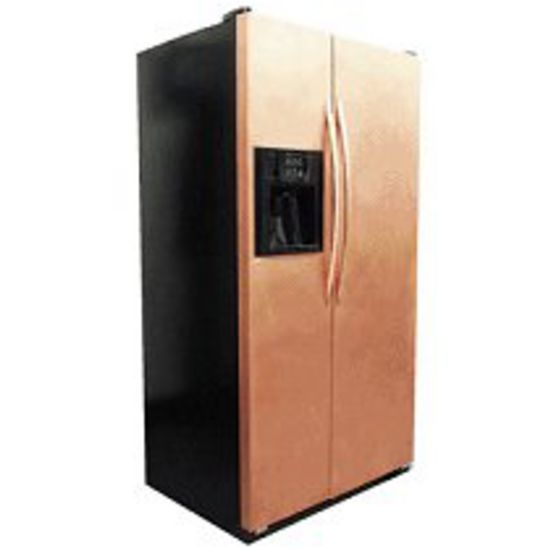 Copper Microwave | Stainless Craft Copper Appliance Frame U0026 Panel Set    Appliance Panels