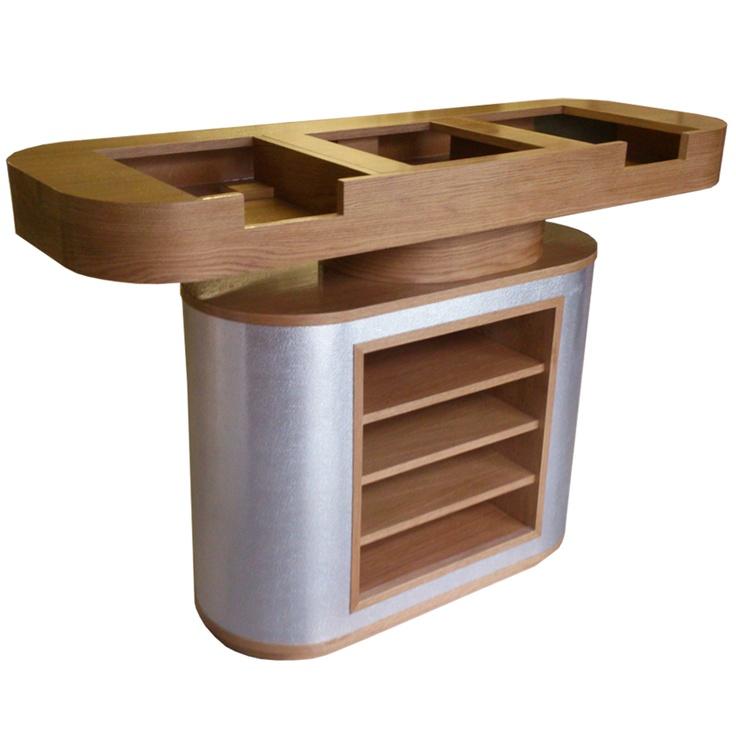 best UK Custom Bespoke Deck Stands  DJ Furniture  on