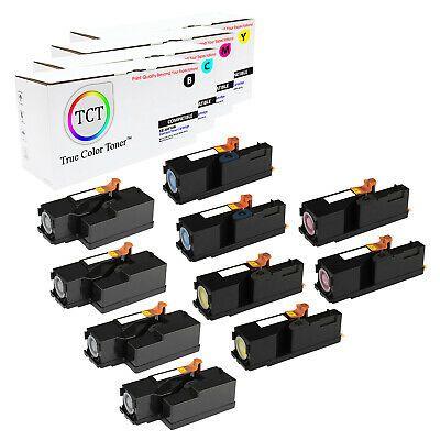 Ebay Link Ad Tct 10pk Color Toner Cartridge Set The Xerox