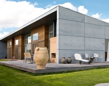 1000 ideas about composite cladding on pinterest for Concrete exterior walls