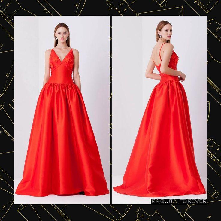 Para sentirte como una reina esta vestido rojo pasión