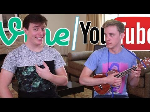 Jon Cozart- Anything VINE Can Do YouTube Does Better. (ft. Thomas Sanders)
