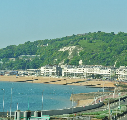 The shore of Dover