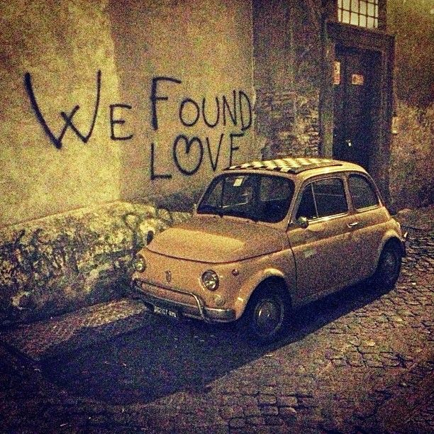 We found #love with #Fiat500