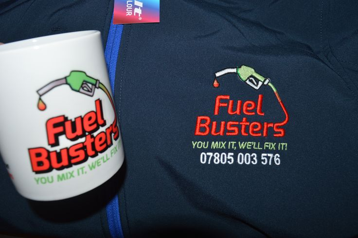 Embroidered Workwear & Promotional Merchandise