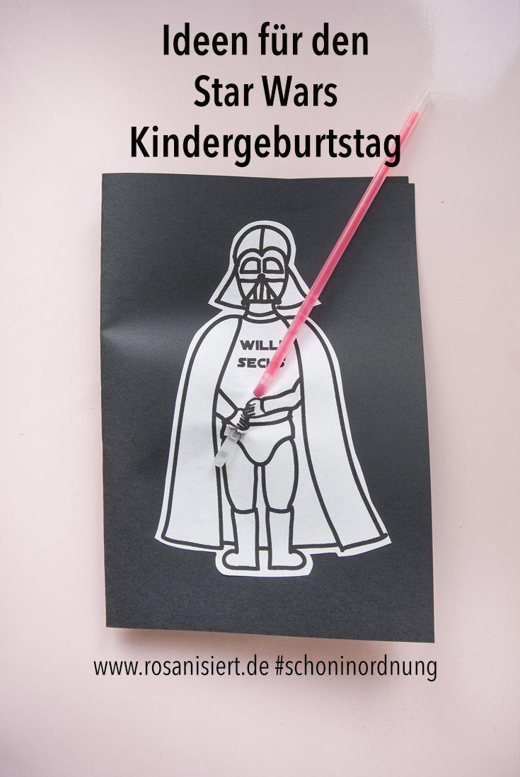 47 best Kindergeburtstag Star Wars images on Pinterest | Star wars ...