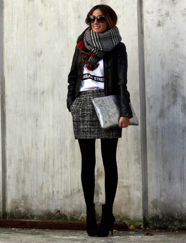 Αποτέλεσμα εικόνας για scarf outfits