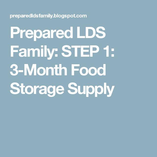 Yli tuhat ideaa Lds Food Storage Pinterestissä Ruoan säilytys - inventory supply list