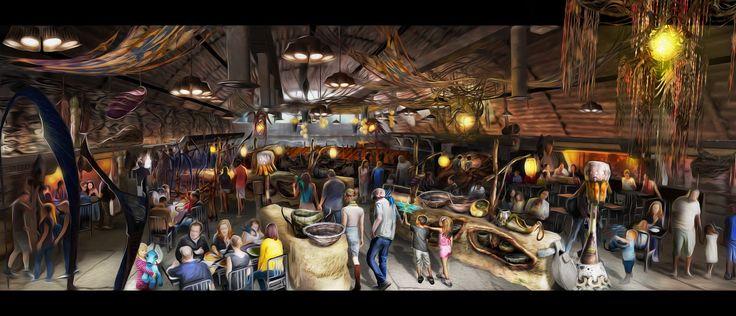 Pandora: The World of Avatar, Disney's Animal Kingdom, Walt Disney World
