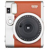 Fujifilm Instax Mini 90 Instant Camera with 10 Shots of Film, Built-In Flash & Hand Strap at John Lewis