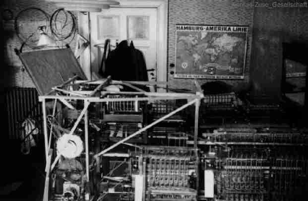 computadora z1 de Zuse