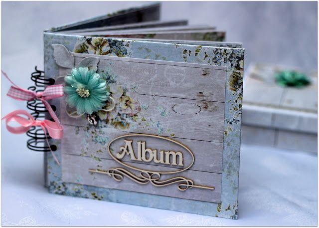 Album dla dziewczynki - Album for a girl